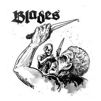 Blades – s/t (recensione)
