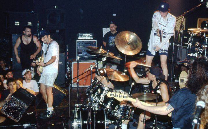 """Leeway """"30y of Born to Expire"""" – Live a Bologna 05/06/2019"""