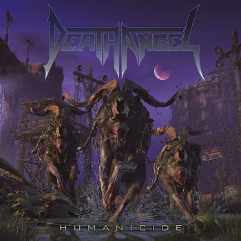 Death Angel – Humanicide (recensione)