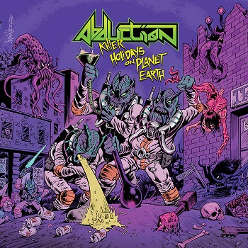 Abduction – Killer Holidays On Planet Earth (recensione)