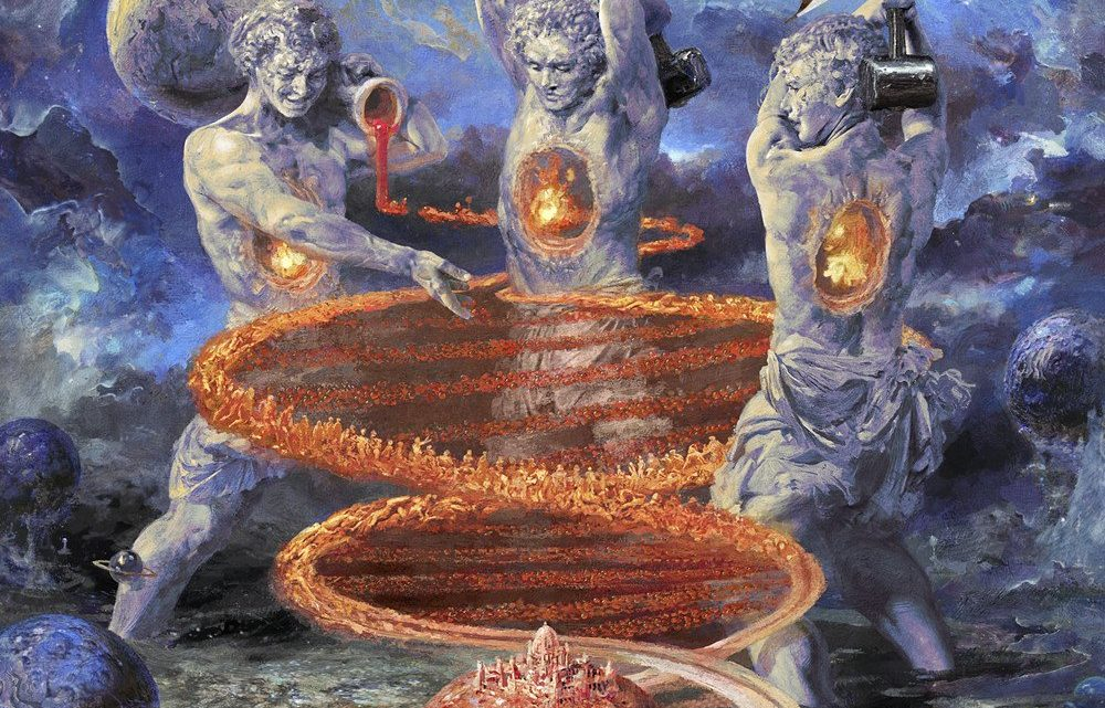 Testament – Titans of Creation (recensione)