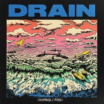 Drain – California Cursed (recensione)