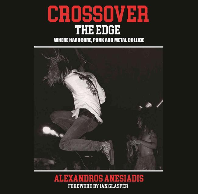 Alexandros Anesiadis [Crossover the Edge] – Intervista