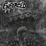 enforced kill grid, kill grid, enforced, thrash, richmond, crossover, hardcore, slayer, sepultura, power trip, red death, metal, thrash metal, crossover thrash
