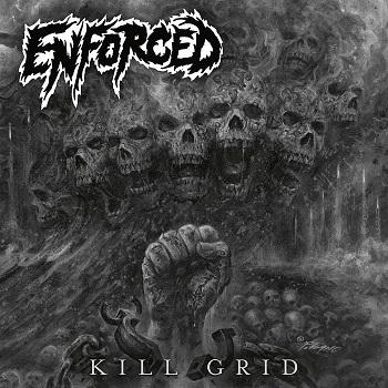 Enforced – Kill Grid (2021 Century Media)