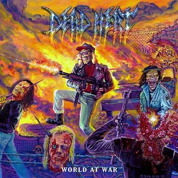 Dead Heat – World At War (2021, Triple B Records)